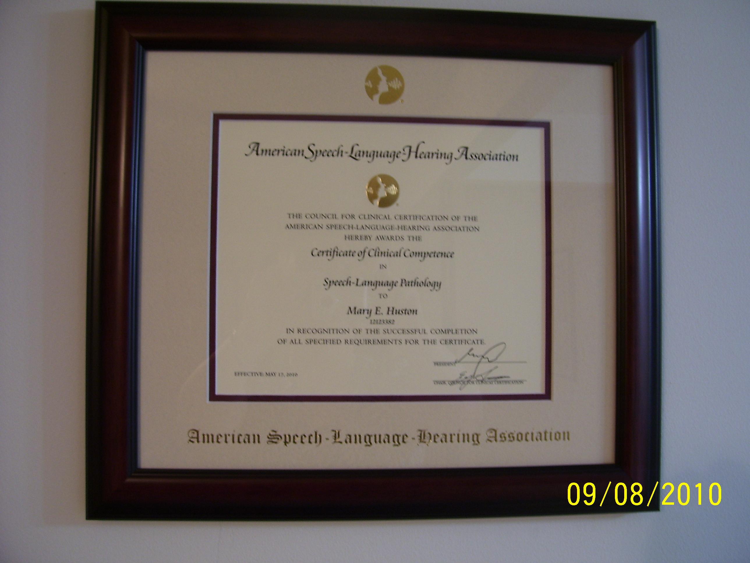 Adventures in certification speech adventures its xflitez Image collections