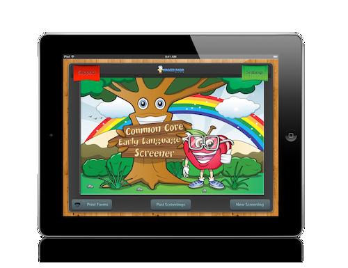 Common Core Early Language Screener